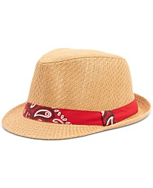 Levi's® Men's Bandana-Band Fedora