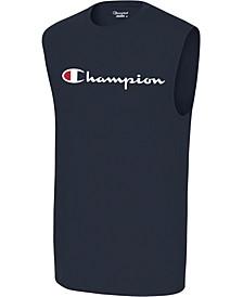 Men's Logo Sleeveless T-Shirt
