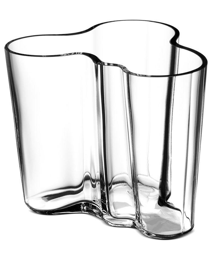 "iittala - Giftware, Aalto Vase 3.75"""