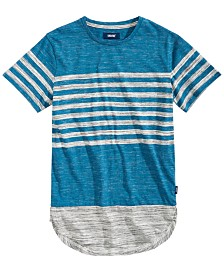 Univibe Big Boys Lucas Colorblocked Stripe T-Shirt