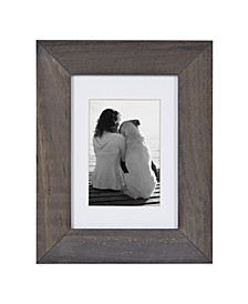 Museum Wood Picture Frame, Set of 4