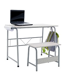 Clickhere2shop Kids Project Centre with Art Learning G Table and Bench