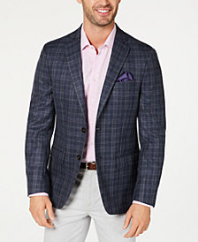 Lauren Ralph Lauren Men's Classic-Fit UltraFlex Stretch Plaid Sport Coat