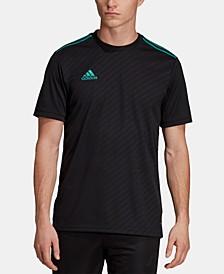 Men's Tiro Jacquard Soccer Jersey