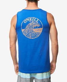 O'Neill Men's Waver Saver Graphic Tank Top