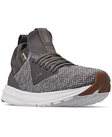 Men's Enzo Beta Woven Training Sneakers from Finish Line