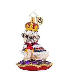 Kingly Mr. Pug