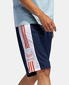 adidas Men's Layup Mesh Shorts