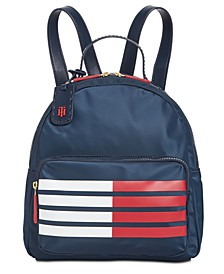 Julia Nylon Backpack