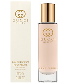 Receive a Complimentary Guilty Travel Spray with any large spray purchase from any Gucci Women's Guilty fragrance collection