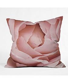Happee Monkee Versailles Rose Throw Pillow