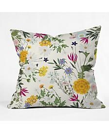Iveta Abolina Bretta Throw Pillow