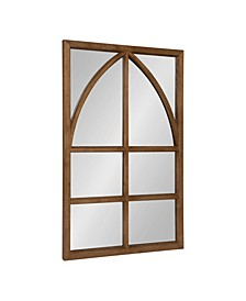 Hogan Wood Arch Wall Mirror