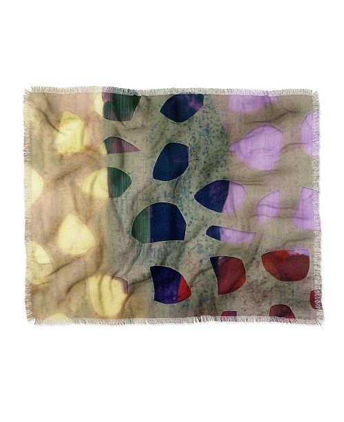 Deny Designs Conor O'Donnell Eidi4 Woven Throw Blanket