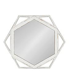 Cortland Wood Framed Mirror