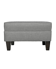 Parker Upholstered Small Ottoman