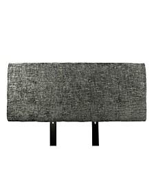 MJL Furniture Designs Ali Button Tufted Upholstered Eastern King Headboard