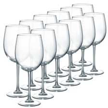 Luminarc Cachet Tulip Wine Glass - Set of 12