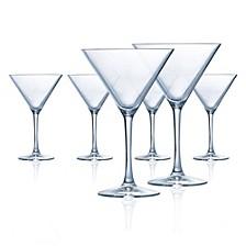 Grand Vin Martini Glass - Set of 6