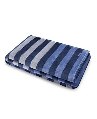 Nautica Sandy Spring Stripe Throw