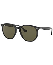 Polarized Sunglasses, RB4306 54