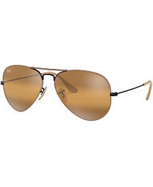 Ray-Ban Sunglasses, RB3025 55