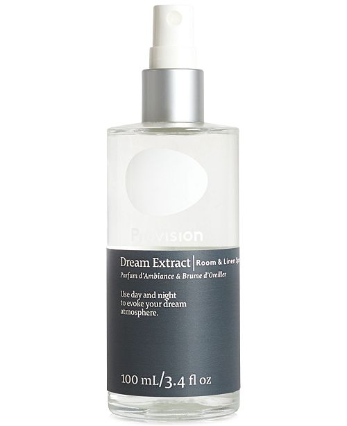 PROVISION SCENTS Dream Extract Room & Linen Spray, 3.4-oz.