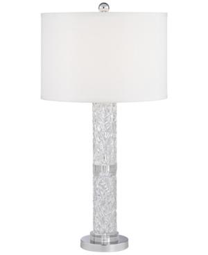 Katyh Ireland Crystal and Acrylic Table Lamp
