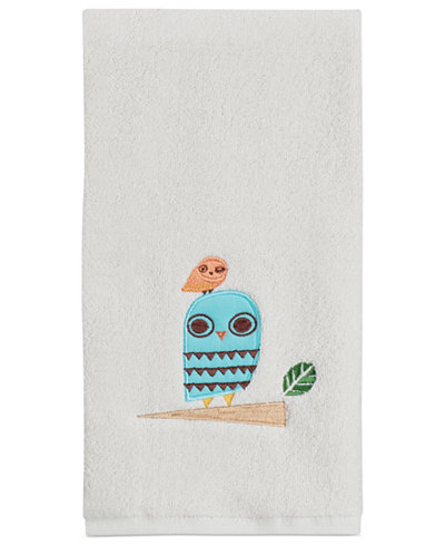 Creative Bath Towels, Give a Hoot 16