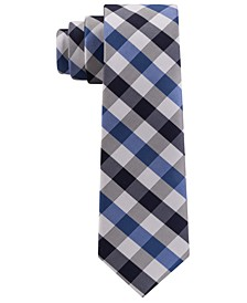 Toddler, Little & Big Boys Martin Gingham Tie
