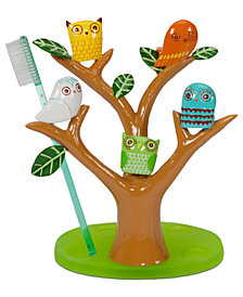 Creative Bath Accessories, Give a Hoot Toothbrush Holder