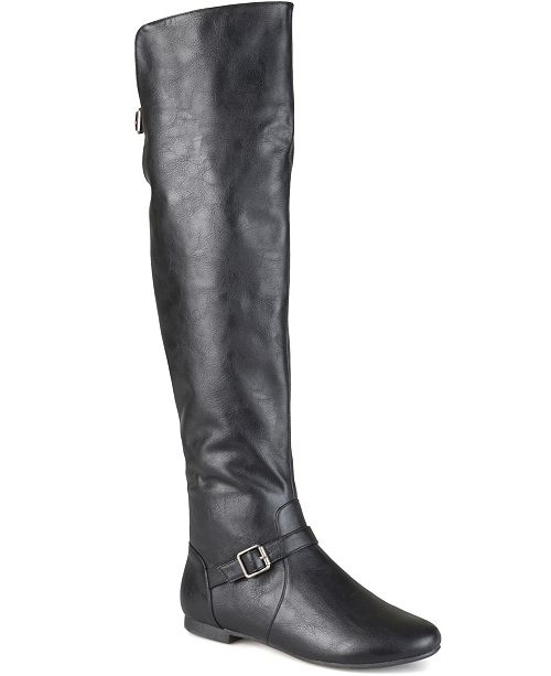 Journee Collection Women's Wide Calf Loft Boot