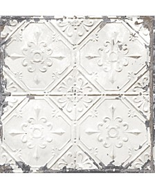 "Tin Ceiling Wallpaper - 396"" x 20.5"" x 0.025"""
