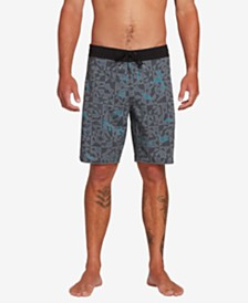 "Volcom Men's Mishap Stoney 19"" Board Shorts"