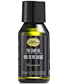 The Art of Shaving Pre-Shave Oil - Unscented, 1 oz