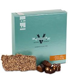 V Chocolates 2-Lb Toffee Caramel Combo