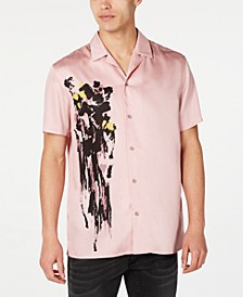 Men's Lex Abstract Print Short Sleeve Shirt