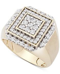 fcaa582bb2568 1 Carat Diamond Ring: Shop 1 Carat Diamond Ring - Macy's