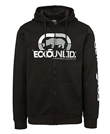 Men's Personalized Full Zip Hoodie