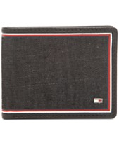 4e5744ae0eb5 Tommy Hilfiger Men's Omarion Passcase Wallet