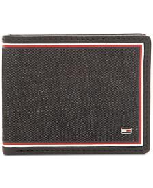 Tommy Hilfiger Men's Omarion Passcase Wallet