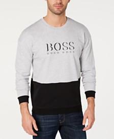 HUGO Men's Colorblocked Sweatshirt