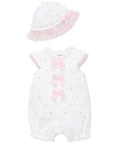 7caf42245 Little Me Baby Girl Clothes - Macy's