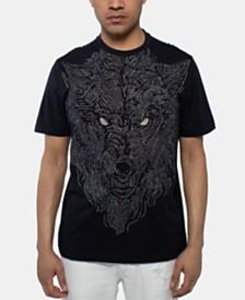Sean John Men's Wolfman Graphic T-Shirt