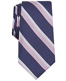 Men's Stripe Silk Tie, Created for Macy's