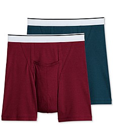Men's Pouch Boxer Briefs 2-Pack
