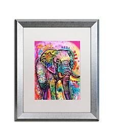 "Dean Russo 'Elephant' Matted Framed Art - 16"" x 20"""