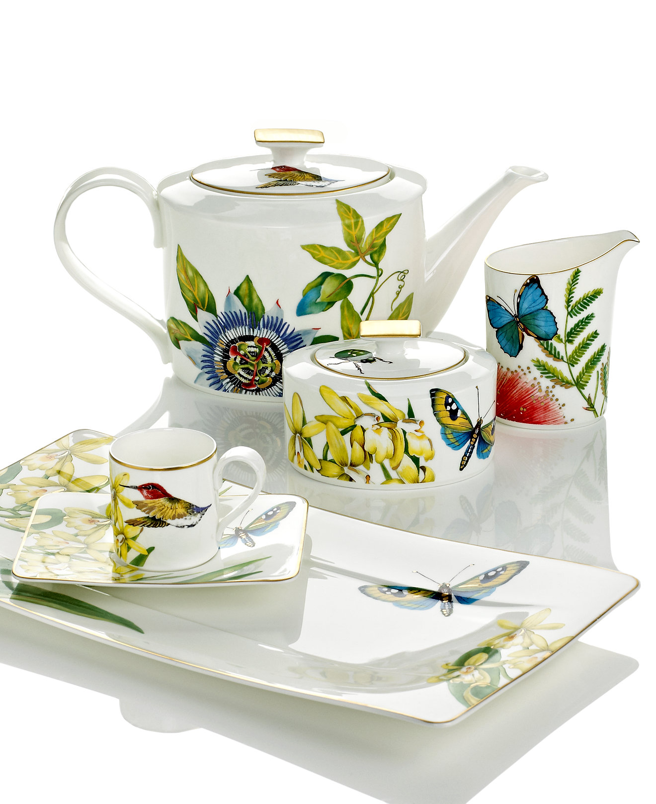Villeroy   Boch  Amazonia Collection. Villeroy and Boch Dining Collections   Macy s
