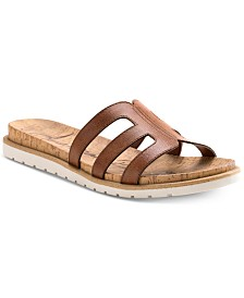 American Rag Danah Flat Sandals, Created for Macy's