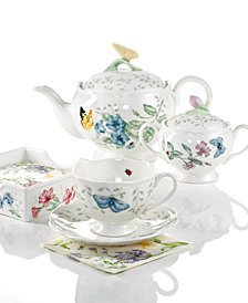 Lenox Dinnerware, Butterfly Meadow Gifts Collection